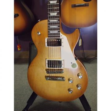 Custom 2017 Gibson Les Paul Tribute Faded Honey Burst