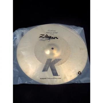 "Custom Zildjian K1217 17"" K Custom Hybrid Crash Cymbal 2016 Midwest Show Demo"
