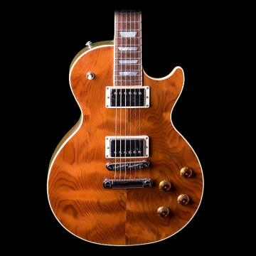 Custom Gibson Limited Edition Les Paul Standard 2016 Redwood Natural w/ Case - Pre-owned in excellent condition!