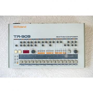 Custom Roland TR-909 TR909 Drum Machine Vintage Analog Rare TR808 TB303