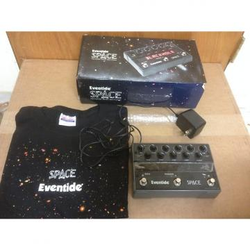 Custom Eventide Space Stombox Reverb Pedal w/ T-shirt