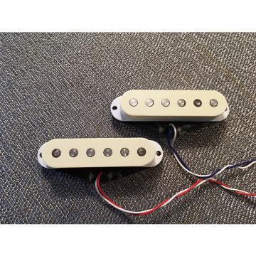 Custom Fender Squier Stratocaster MIJ ~1987 E Series Pickups - Neck and Middle Position