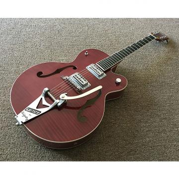 Custom Gretsch G6120SH Brian Setzer Hot Rod 2014 Roman Red