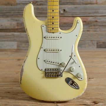 Custom Fender Partscaster Vintage White 1982 (s431)