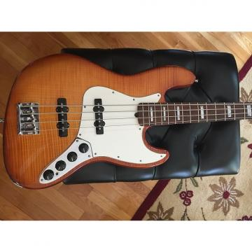 Custom Fender American Select Jazz Bass 2013 Flametop