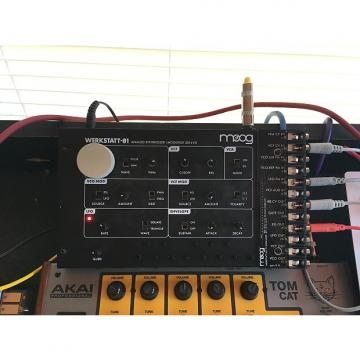 Custom Moog Werkstatt-01 2016 Black