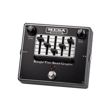 Custom Mesa Boogie Graphic EQ Pedal