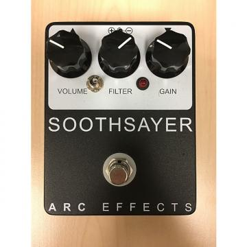 Custom ARC Effects Soothsayer Distortion - Excellent condition. Rarely played. Original box included