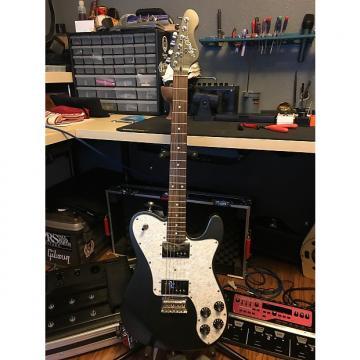 Custom AgeOld Guitars T-Lux 2016 Galaxy Grey w/ Hard Case