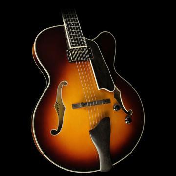 Custom Eastman T146SM Thinline Archtop Electric Guitar Sunburst