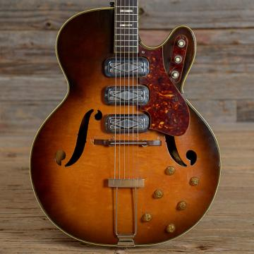 Custom Silvertone Model 1429L Sunburst 1962 (s075)