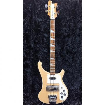 Custom Rickenbacker 4003 Mapleglo