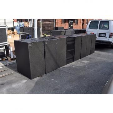 "Custom d&b Audiotechnik B-2 Dual 18"" Subwoofer w/ Caster * ONE *"
