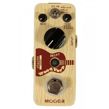 Custom Mooer  Woodverb