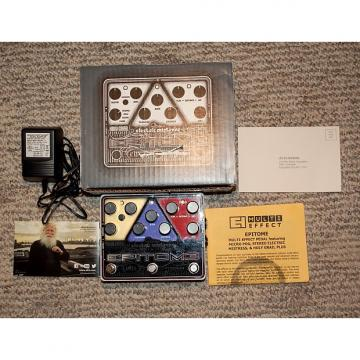 Custom Electro-Harmonix Epitome Multi-Effects Pedal (POG, Chorus/Flanger, Reverb) $370 list price