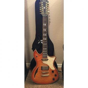 Custom Schecter Tsh-12 2003 Quilted Maple Sunburst