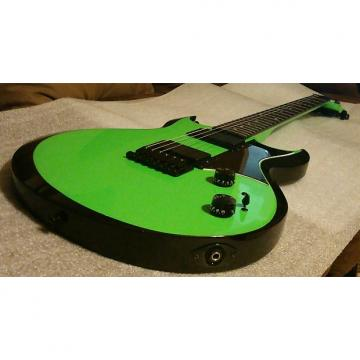 Custom Ibanez  Gio  Candy Crush Green Hulk