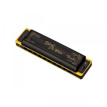 Custom Fender Blues DeVille Harmonica Key of G