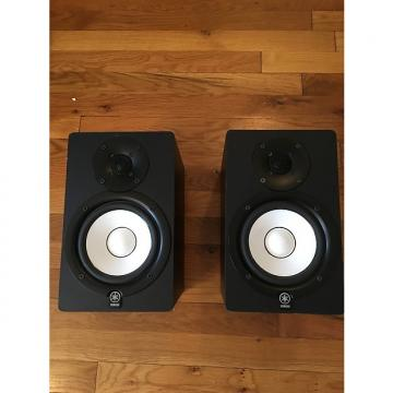 Custom Yamaha HS50M Powered Studio Monitor (Pair) Black
