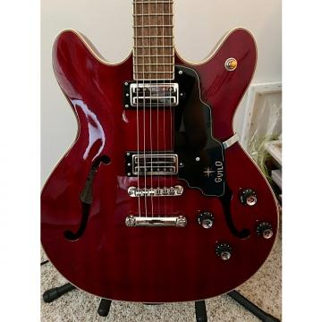 Custom Guild Starfire IV 2015 Red