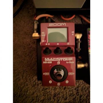 Custom Zoom Ms-60b ? Red