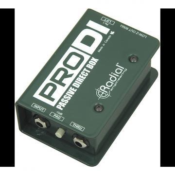 Custom Radial Pro DI Box