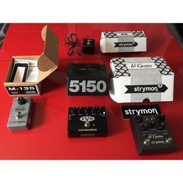 Custom MXR EVH 5150 Overdrive 2017