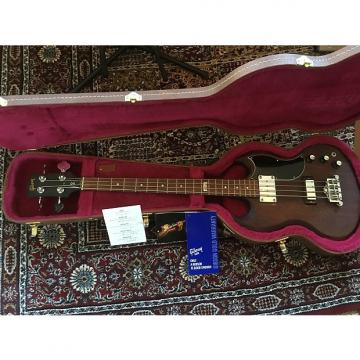 Custom Gibson SG Bass Faded 120th Anniversary