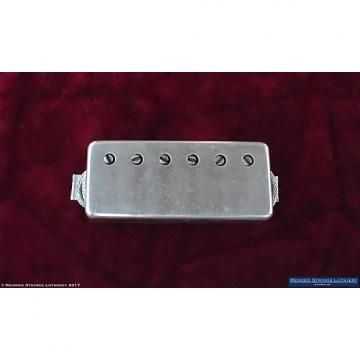 Custom 1963 Gibson Patent Number PAF Mini Humbucker Pickup Nickel Epiphone Sorrento Sheraton 1962 1961