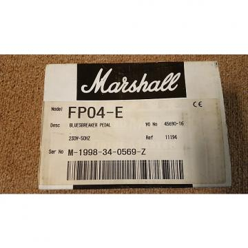 Custom Marshall Bluesbreaker MKi 1998 New Oldstock!