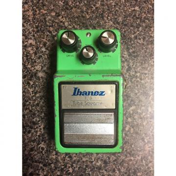 Custom Ibanez Ts9 1982 rare black label JRC4558D chip Vintage