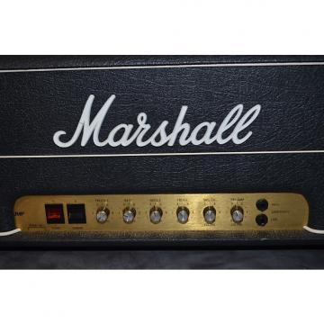 Custom Marshall  Lead MK II 1980 50 watt 1980 Black