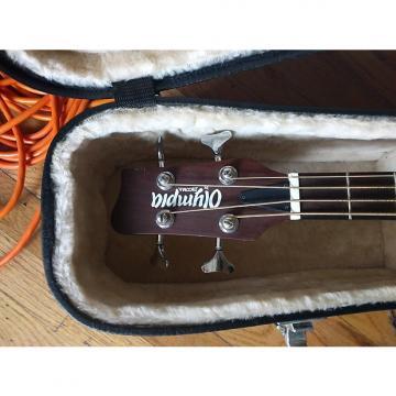 Custom Tacoma Olympia OB3CE Acoustic Bass ~2000 Spruce