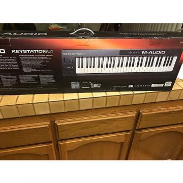 Custom M audio Keystation 61 2015 Blask