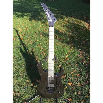 Custom Jackson Dinky DK2MRG-M Pro 2015 black metal flake