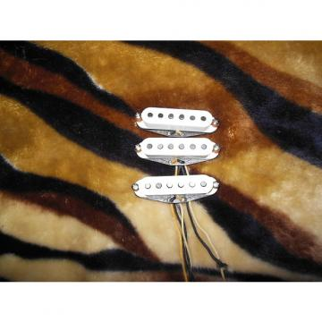 Custom Fender Custom Shop Texas Special Pickups for Strat 2000 White