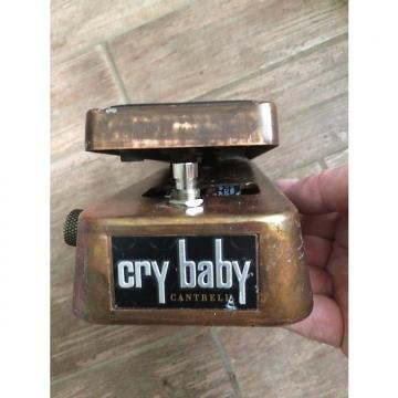 Custom Dunlop Jerry Cantrell Crybaby Wah JC-95