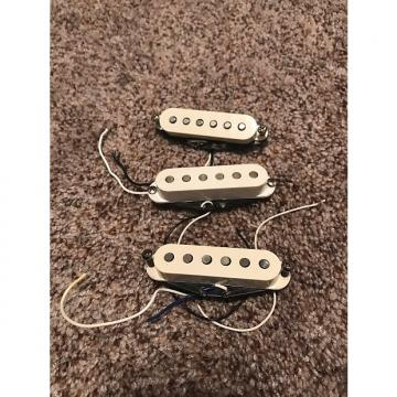 Custom Fender Left handed strat pickups