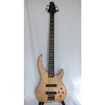 Custom Samick DB5-FM Flamed Maple Delta 4 String Bass
