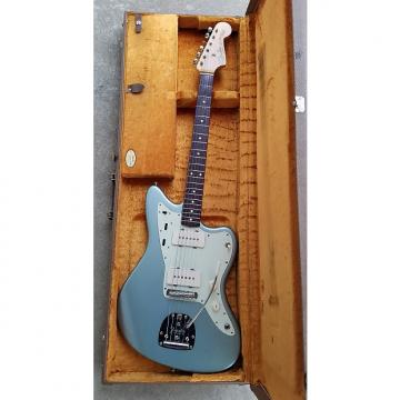 Custom Fender AVRI '62 Jazzmaster With Staytrem Upgrades And OHSC *RARE COLOR* Ice Blue Metallic