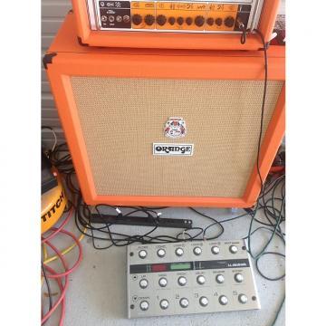 Custom Orange Orange ppc 4x12 celestion vintage 30s Orange