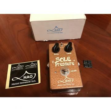 Custom HAO SP-1 Sole Pressure Copper Hammertone