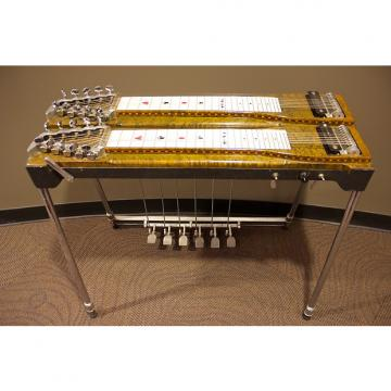 Custom Sho-Bud Twin Neck Pedal Steel