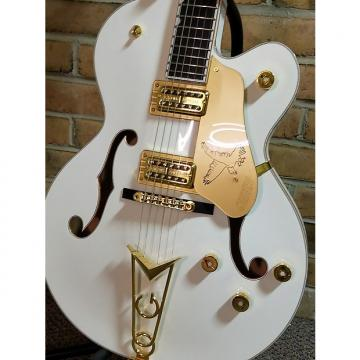 Custom Gretsch G6139CB White Falcon 2015 White