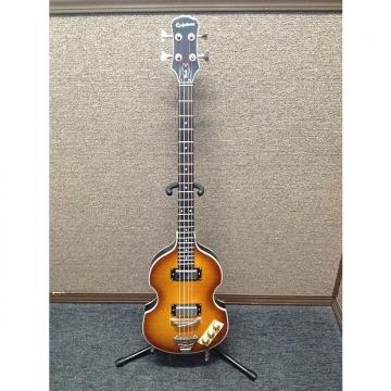 Custom Epiphone Viola Bass 2014 Maple Body/Neck Sunburst Sales Floor Model
