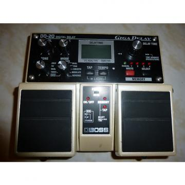 Custom Boss DD-20 Giga Delay