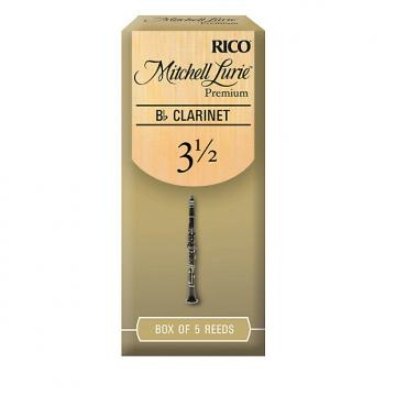 Custom Mitchell Lurie Premium Clarinet Reed - 3.5