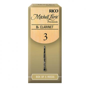 Custom Mitchell Lurie Premium Clarinet Reed - 3