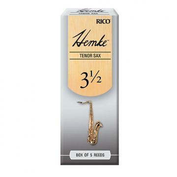 Custom Hemke Tenor Sax Reeds Box 5 - 3.5