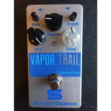 Custom Seymour Duncan Vapor Trail 2010s Silver Sparkle